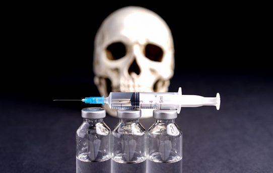 Vaccine my arse